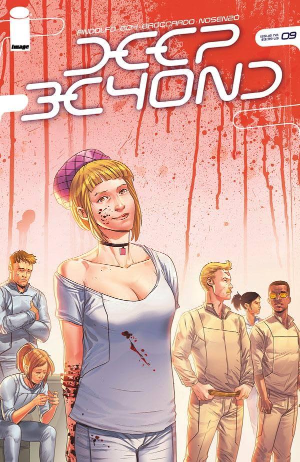 Deep Beyond #9 (of 12)