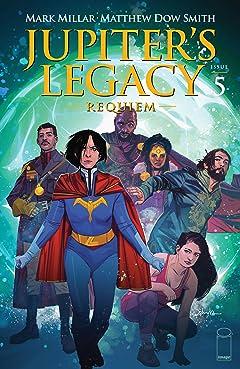 Jupiter's Legacy: Requiem #5 (of 12)