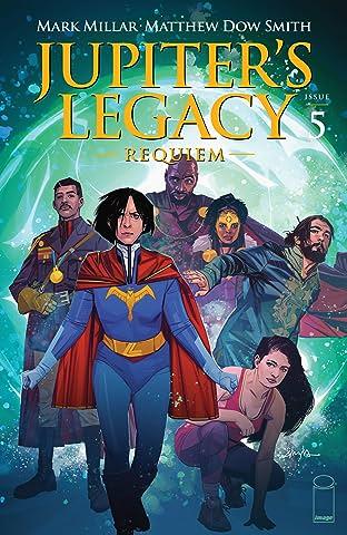 Jupiter's Legacy: Requiem No.5 (sur 12)