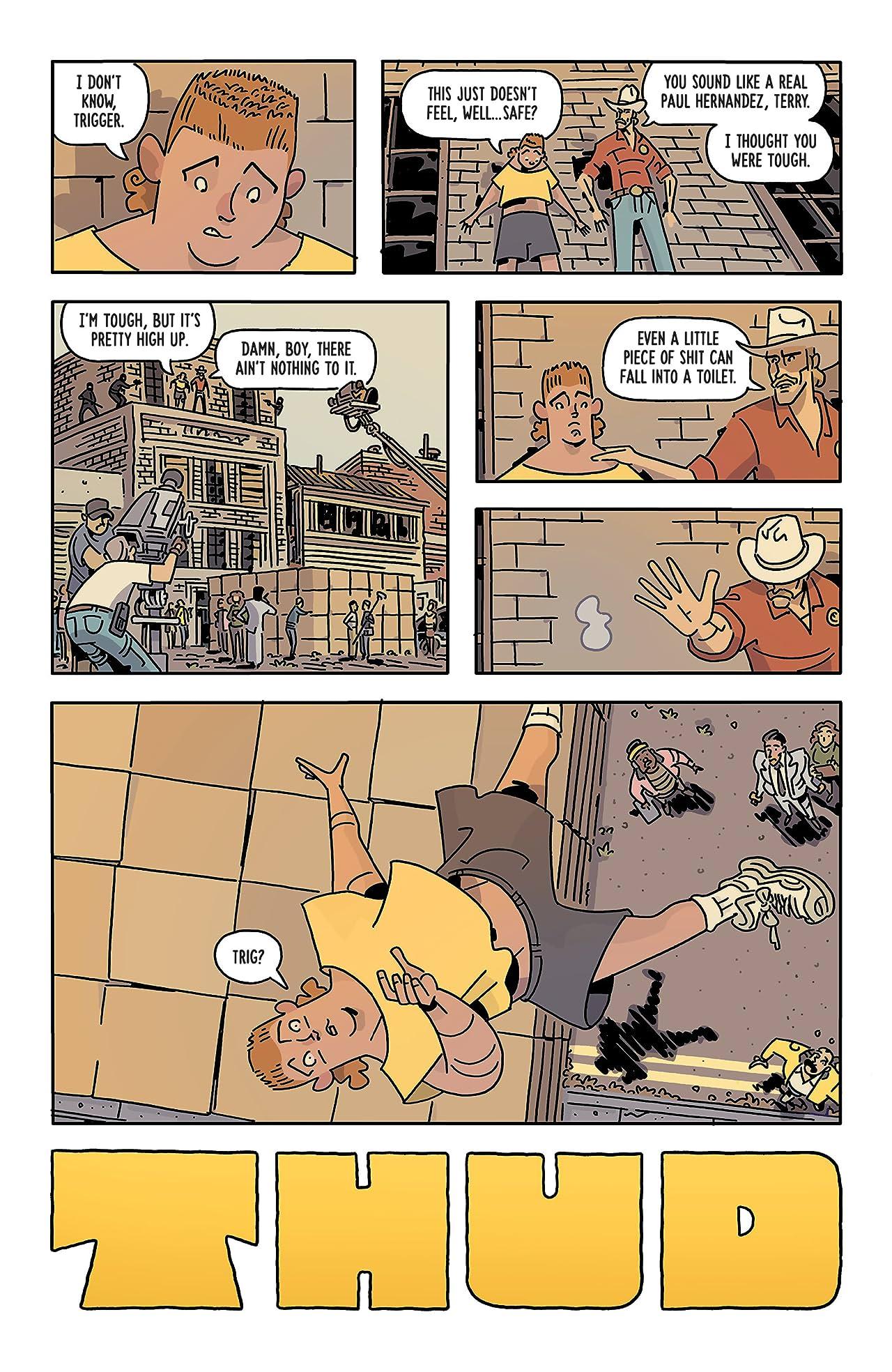 Six Sidekicks of Trigger Keaton #5