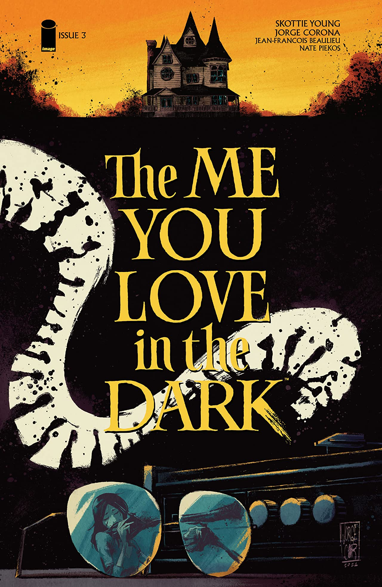The Me You Love In The Dark #3 (of 5)