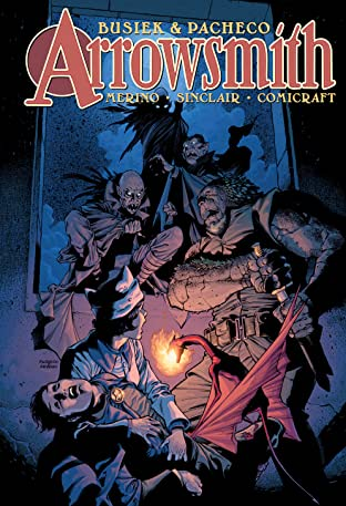 Arrowsmith (2003-2004) #6