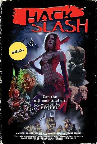 Hack/Slash Deluxe Vol. 2