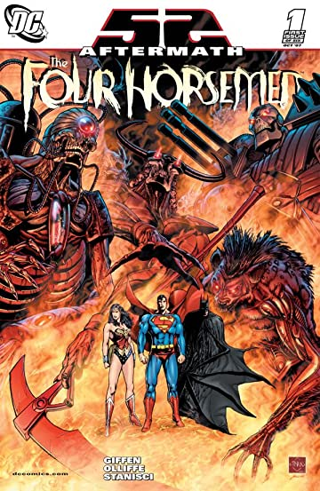 52 Aftermath: The Four Horsemen #1 (of 6)