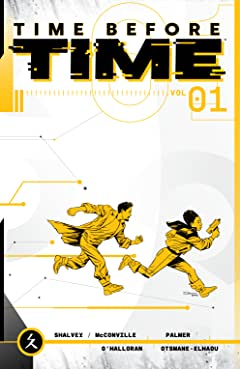 Time Before Time Tome 1