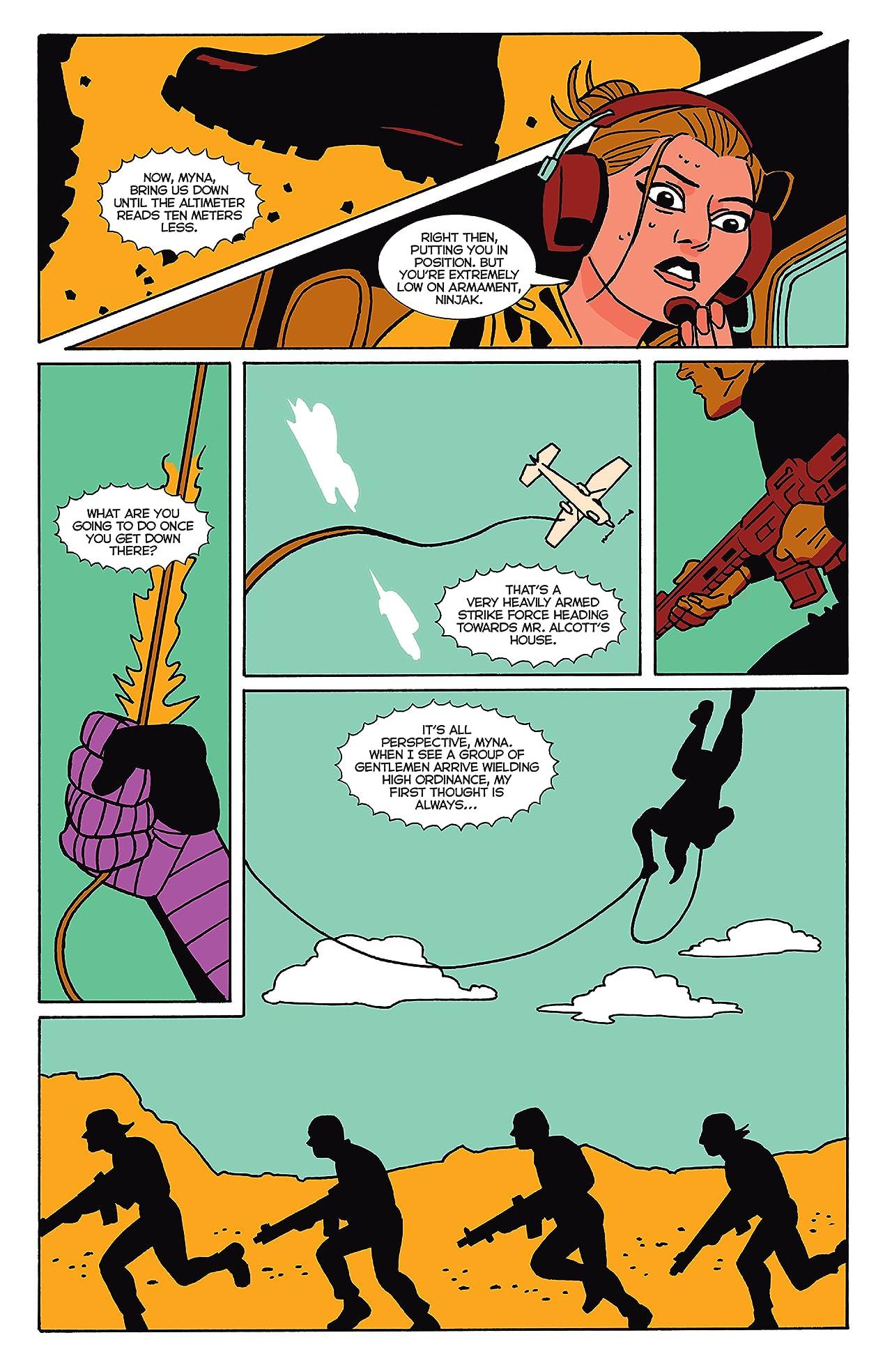 Ninjak (2021) #3