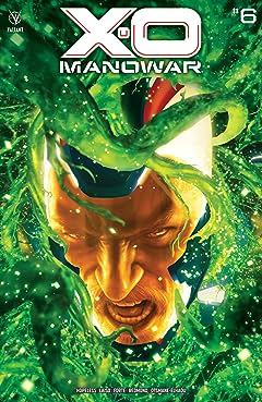 X-O Manowar (2020-) #6