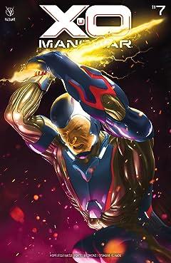 X-O Manowar (2020-) #7