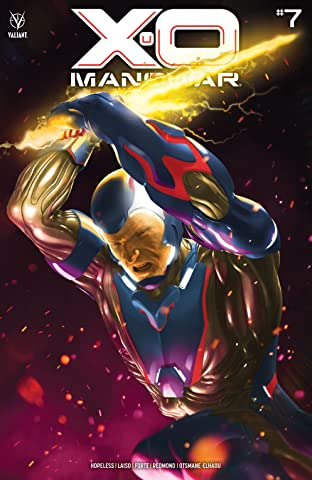 X-O Manowar (2020-) No.7