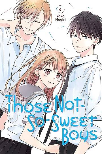 Those Not-So-Sweet Boys Vol. 4