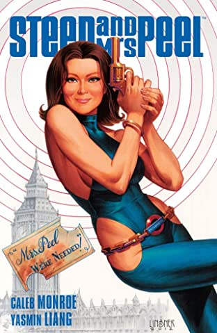 Steed and Mrs. Peel Tome 2