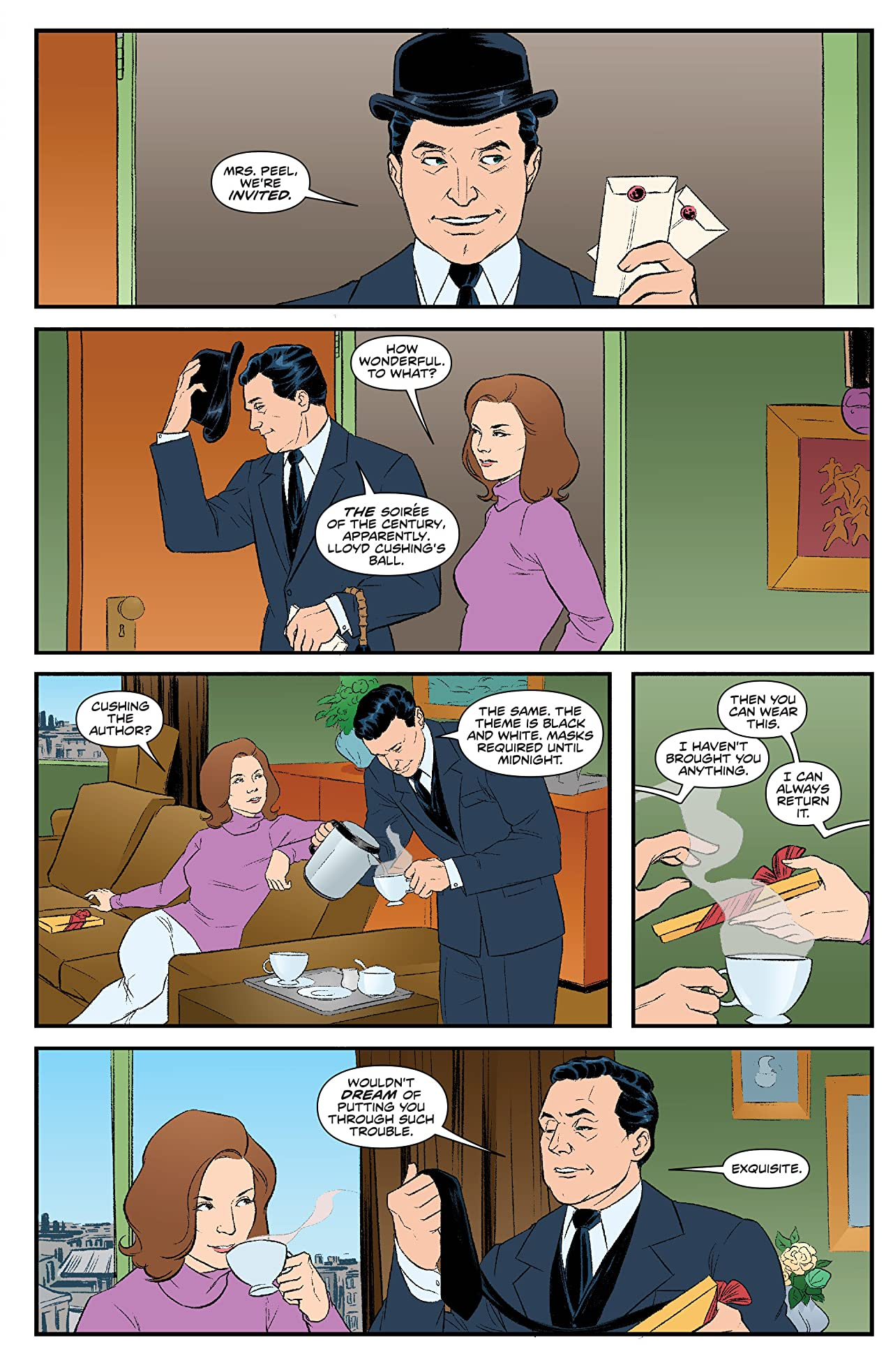 Steed and Mrs. Peel Vol. 2
