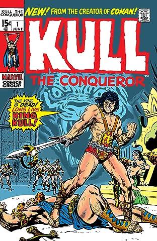 Kull The Conqueror (1971-1973) #1