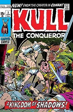 Kull The Conqueror (1971-1973) #2