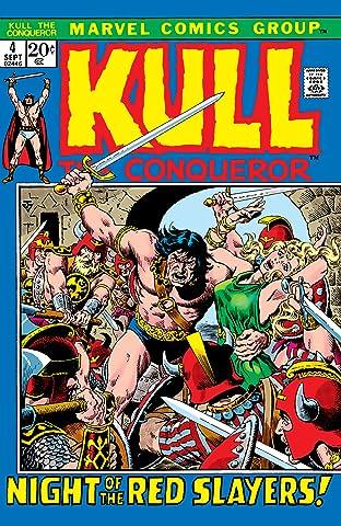 Kull The Conqueror (1971-1973) #4