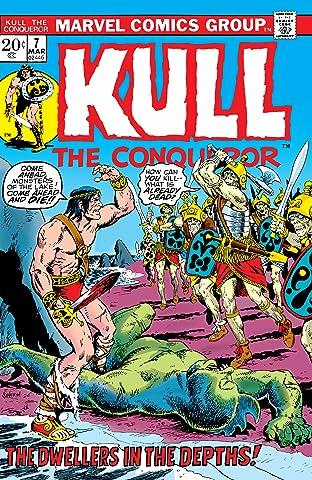 Kull The Conqueror (1971-1973) #7
