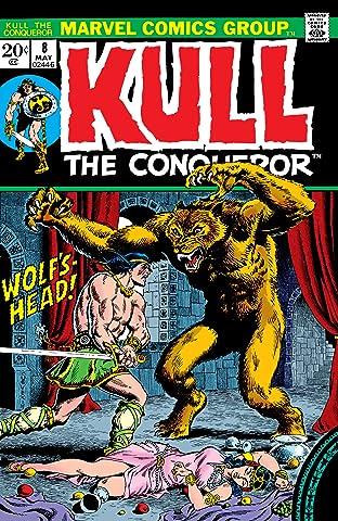Kull The Conqueror (1971-1973) #8