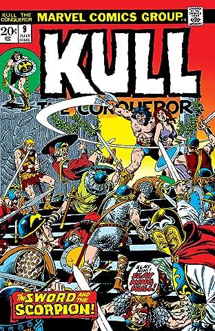 Kull The Conqueror (1971-1973) #9