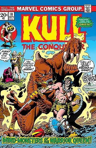 Kull The Conqueror (1971-1973) #10