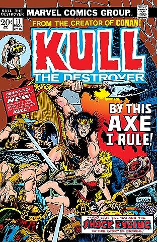 Kull The Destroyer (1973-1978) #11