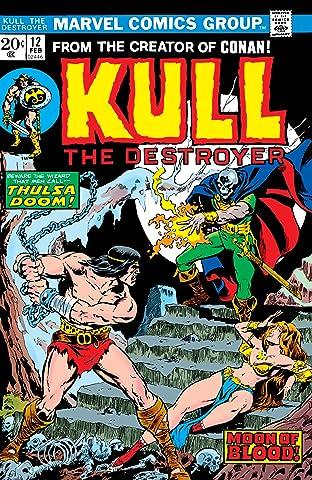 Kull The Destroyer (1973-1978) #12
