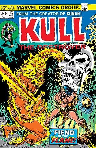 Kull The Destroyer (1973-1978) #13
