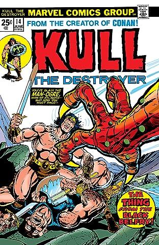 Kull The Destroyer (1973-1978) #14