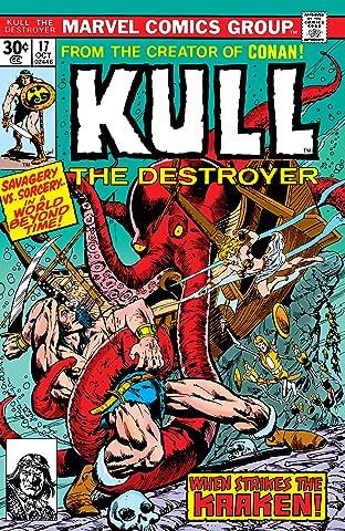 Kull The Destroyer (1973-1978) #17