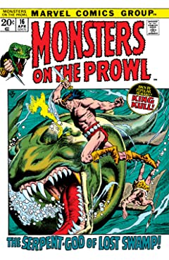 Monsters On The Prowl (1971-1974) #16