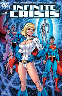 Infinite Crisis (2005-2006) No.2 (sur 7)