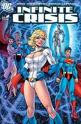 Infinite Crisis (2005-2006) No.2 (sur 7)