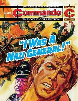 "Commando #5468: ""I Was A Nazi General!"""