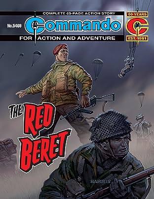 Commando #5469: The Red Beret