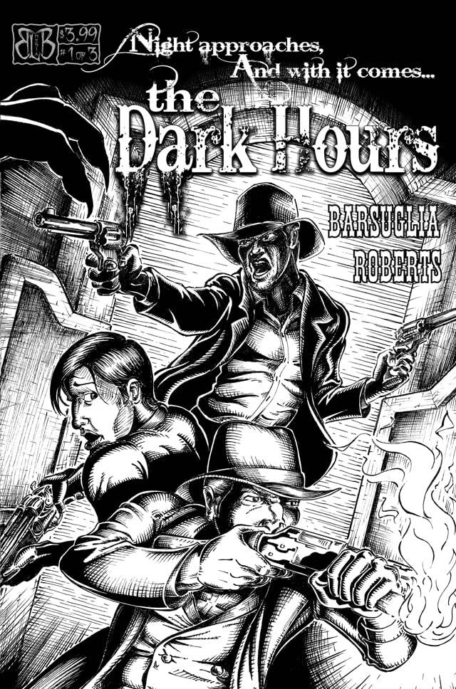 The Dark Hours #1