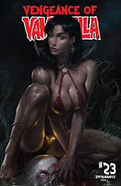 Vengeance of Vampirella #23