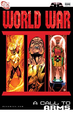 World War III #1: A Call To Arms