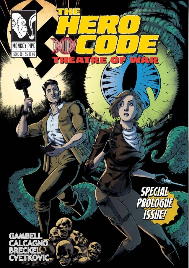 The Hero Code: Theatre of War #0