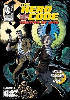 The Hero Code: Theatre of War #0