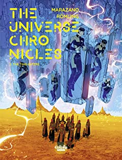 The Universe Chronicles Vol. 2: The Time-Eaters