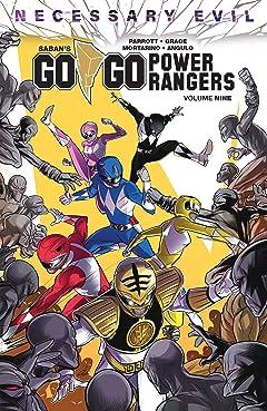 Saban's Go Go Power Rangers Vol. 9