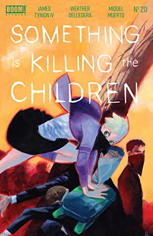 Something is Killing the Children No.20