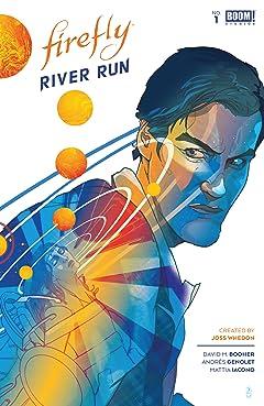 Firefly: River Run #1