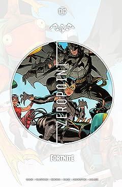 Batman/Fortnite: Zero Point (2021) *NO FORTNITE CODE*