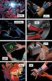 Avengers Mech Strike