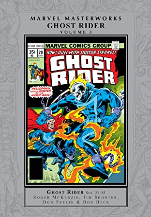 Ghost Rider Masterworks Vol. 3