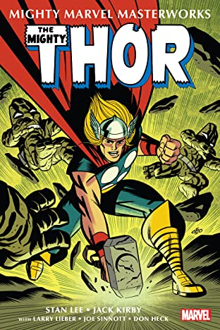 Mighty Marvel Masterworks: The Mighty Thor Tome 1: The Vengeance Of Loki