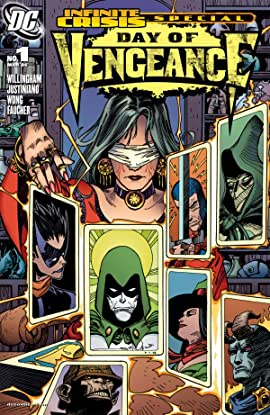 Day of Vengeance Infinite Crisis Special