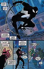 Spider-Man: The Spider's Shadow