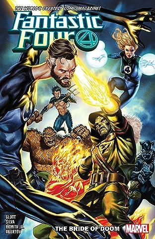 Fantastic Four Vol. 8: The Bride Of Doom