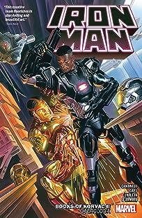 Iron Man Vol. 2: Books Of Korvac II - Overclock